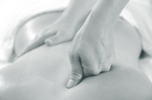 rolfing the back